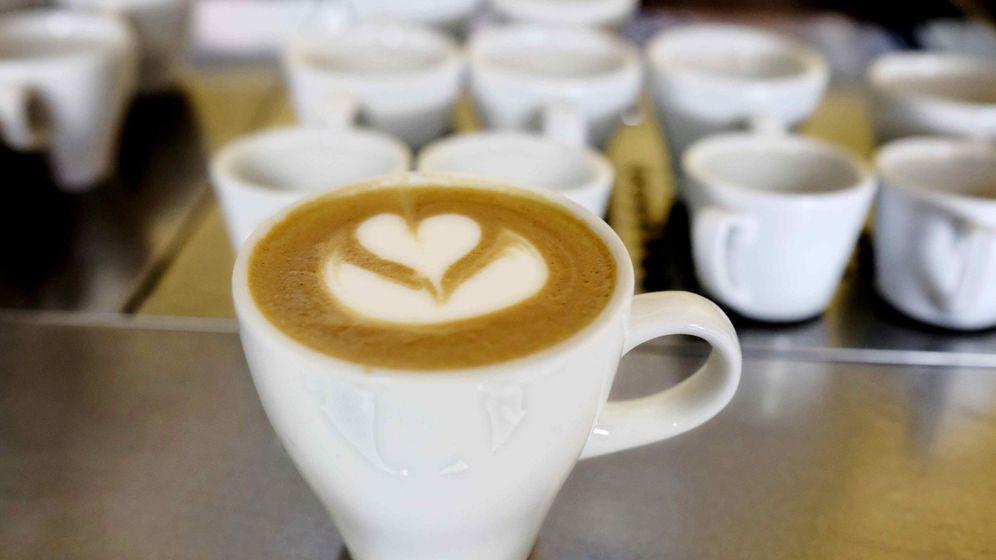 Foto: Taza de café. (EFE)