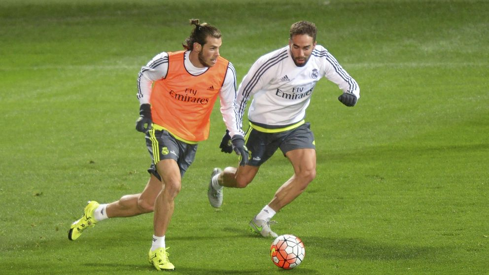 Rafa Benítez 'amenaza' con disfrazar a Bale de delantero en su nuevo Madrid