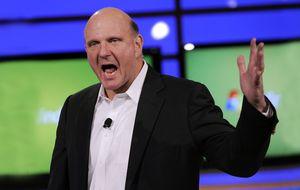 Las 'malas pulgas' de Steve Ballmer propiciaron su salida de Microsoft