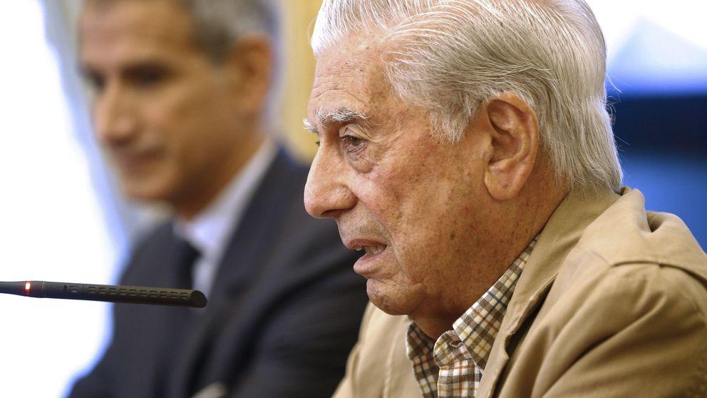 Vargas Llosa espera que el Gobierno impida el golpe de Estado en Cataluña