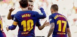 Post de El Barcelona pasa la trituradora contra el Athletic y acerca un poco más la Liga