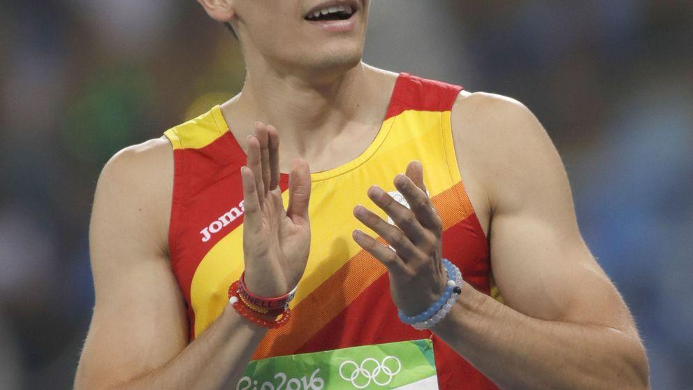 El susto de Hortelano: La mano del velocista importa más de lo que parece