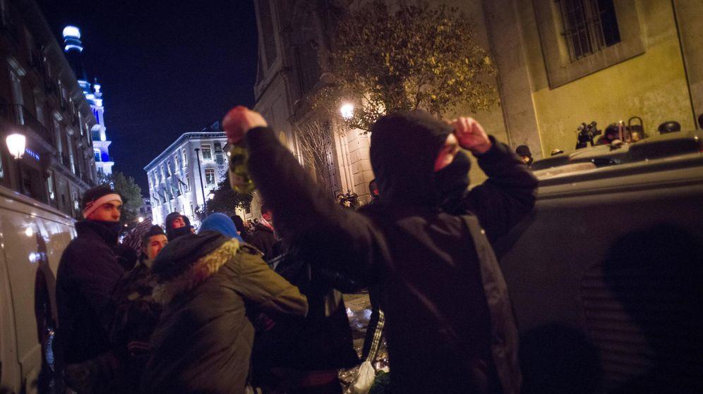 Foto: Imagen de archivo de la manifestación 'Rodea el Congreso' en diciembre de 2013. (EFE)