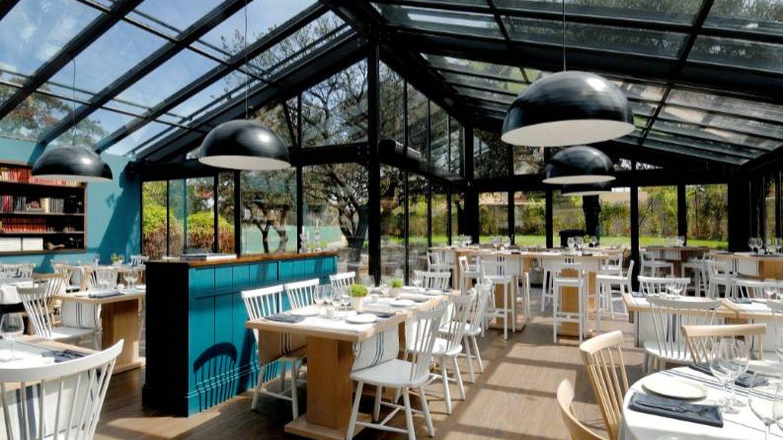 Restaurantes con terraza for Donde queda terrazas
