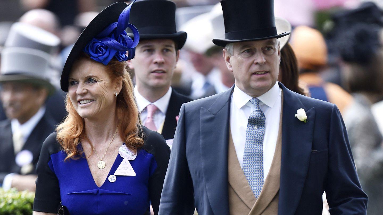 Los duques de York en una imagen de archivo. (Reuters)
