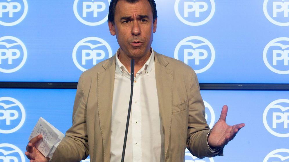 Foto: El coordinador general del PP, Fernando Martínez-Maillo. (EFE)