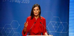 Post de La reina Letizia estrena firma italiana y vestido de más de 1.500 euros en Mallorca