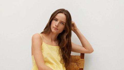 Vestido, bikini y sombrero: Mango elige el amarillo como color de moda este verano