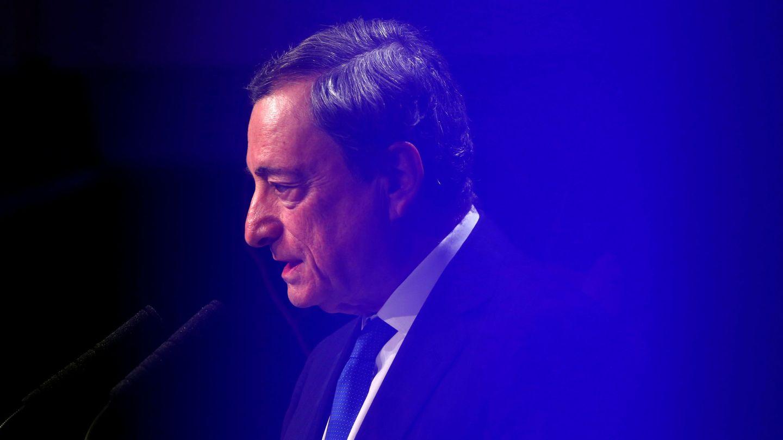 Mario Draghi. (Reuters)