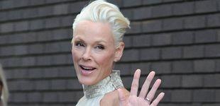 Post de Brigitte Nielsen, ex de Sylvester Stallone, da a luz a los 54 años