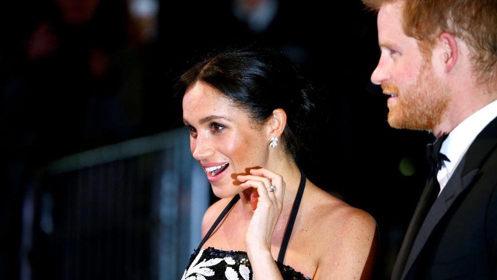 El mayor miedo del príncipe Harry: que Meghan se convierta en Lady Di