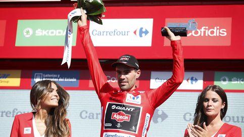 Dumoulin se lleva doble premio: gana la etapa y recupera el liderato de la Vuelta