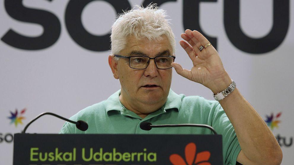 La Guardia Civil detiene al expreso de ETA Kubati y a dos dirigentes de Sortu