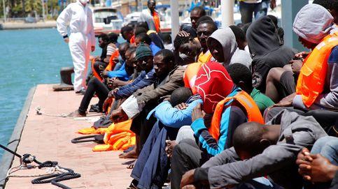 Marruecos pone a prueba a Sánchez recordándole que controla la inmigración