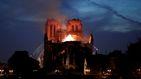 Incendio en Notre Dame: ¿por qué no se utilizaron aviones cisterna?