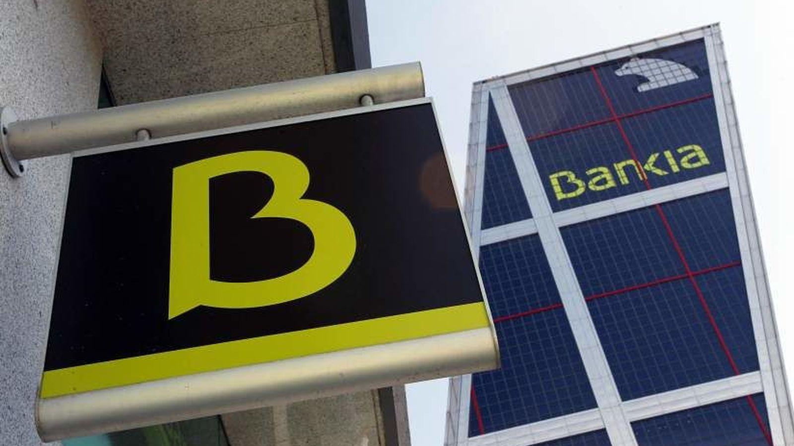 Foto: Oficina de Bankia. (EFE)