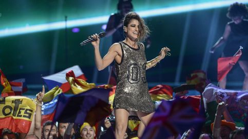 Final de Eurovisión 2016 - Así fue la actuación de Barei, que lo dio todo con su 'Say Yay!'