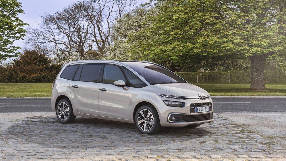 Foto: Citroën C4, líder indiscutible en España