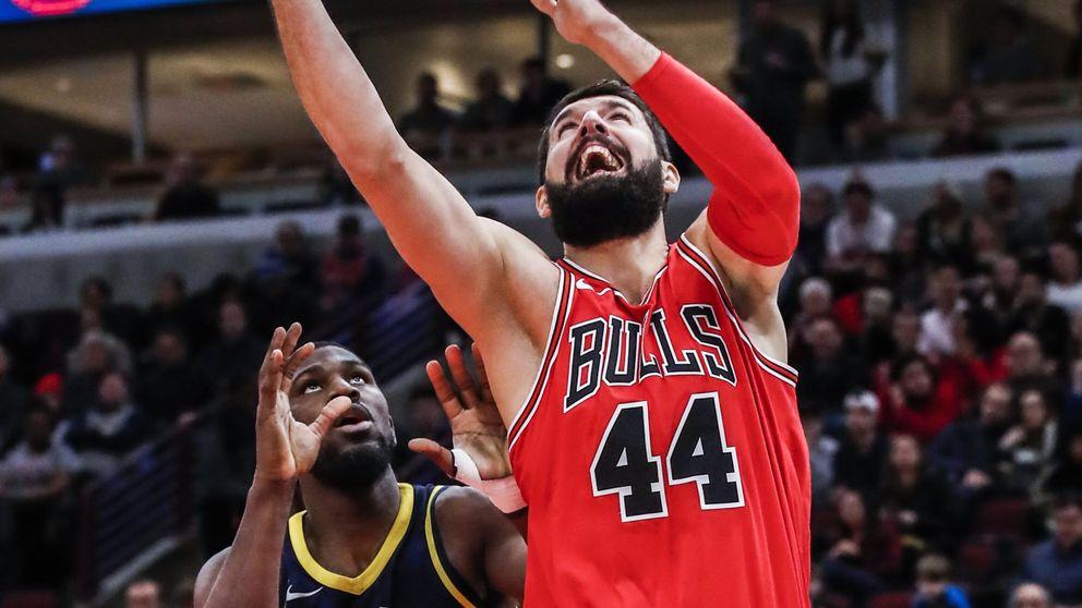 La metamorfosis de Chicago Bulls con Mirotic: con él son de lo mejor de la NBA