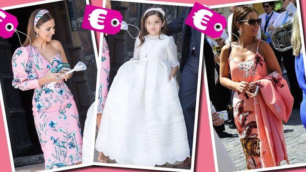 Casi 3.000 euros: los looks Disney al detalle de Paula y Daniella de primera comunión
