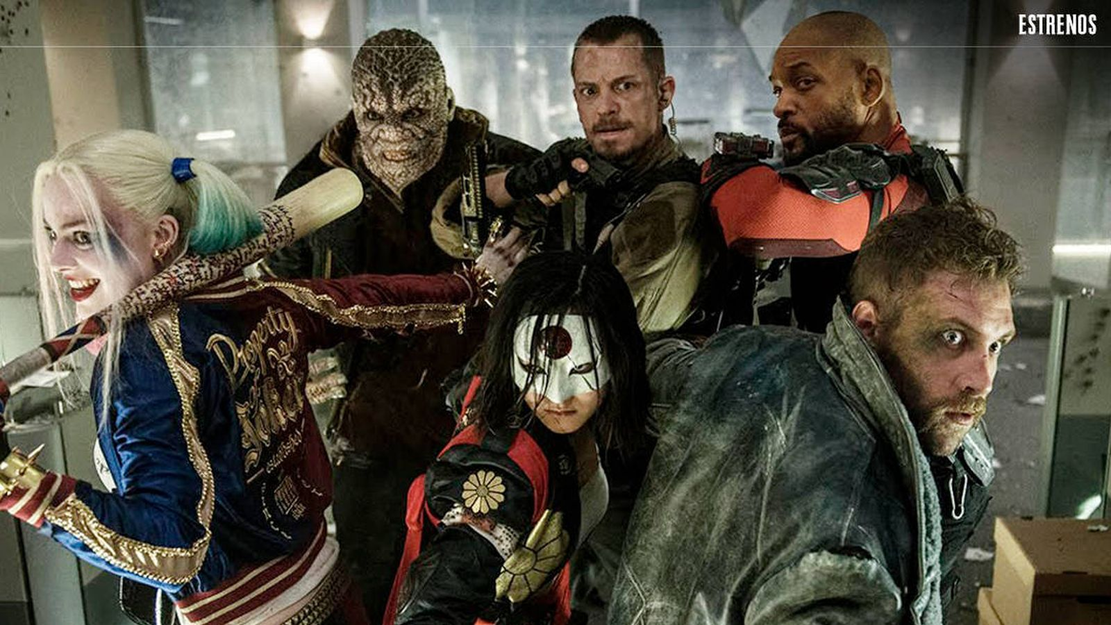 Criticas De Cine Escuadron Suicida Al Joker Se Le Hiela La
