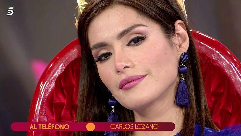 Carlos Lozano arremete salvajemente contra Miriam: Eres una miserable