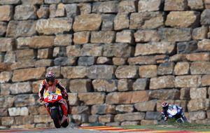 Alcañiz: entre la velocidad, el anonimato y el negocio de MotoGP