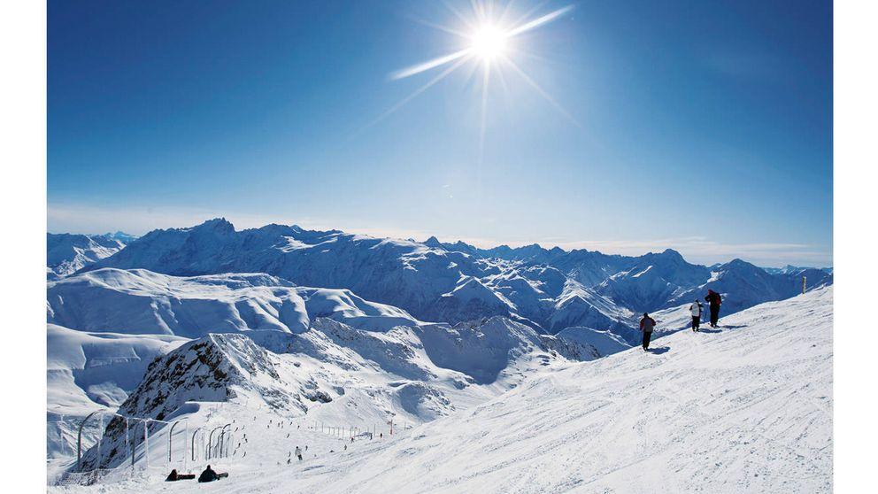 Las pistas de esquí más largas del mundo