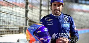 Post de El estrés del que no se libra Fernando Alonso en el extraterrestre mundo de los óvalos