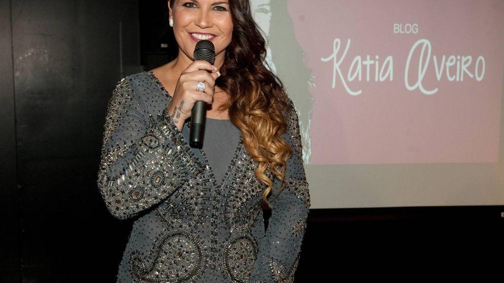 Foto: Katia Aveiro en una foto de archivo. (Cordon Press)