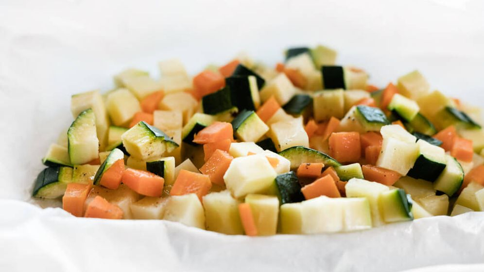 Foto: Verduras en microondas. (Snaps Fotografía)