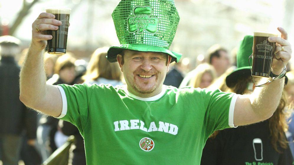 Foto: Día de San Patricio en Dublín. (Getty)