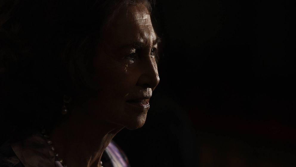 Doña Sofía y la religión: un dúo recurrente en la agenda oficial