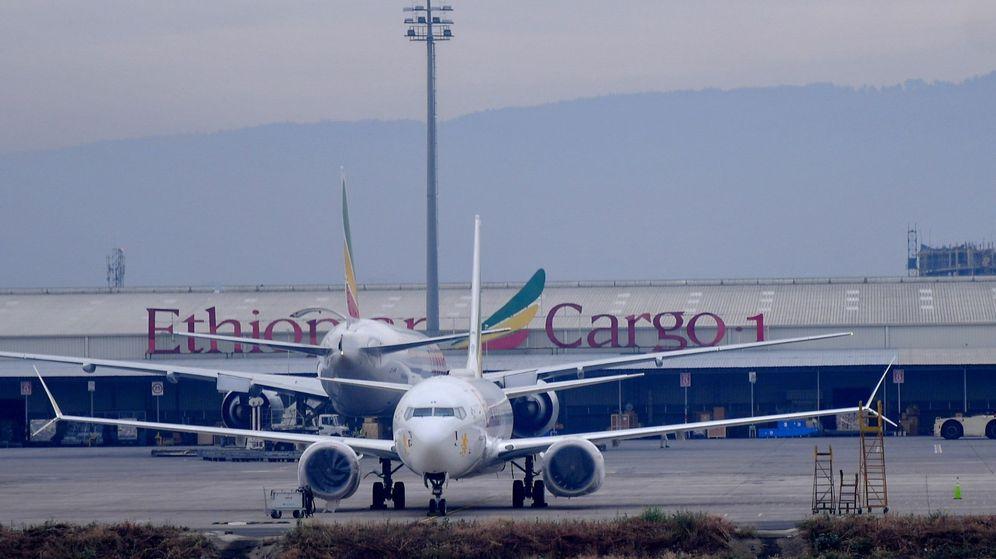 Foto: Aviones Boeing (Efe)