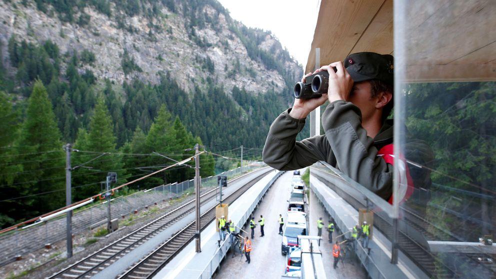 Alarma entre los empresarios italianos por la crisis de la frontera con Austria