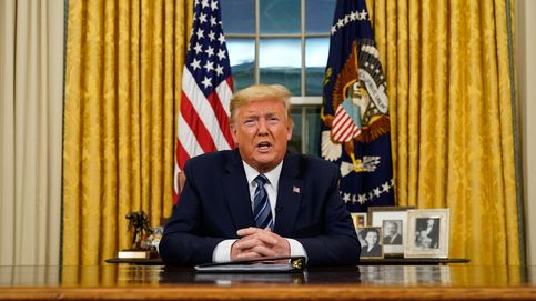 Trump suspende por 30 días todos los viajes desde Europa a Estados Unidos
