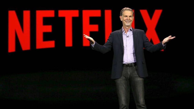 Reed Hastings, cofundador y CEO de Netflix, en una imagen de archivo. (Reuters)