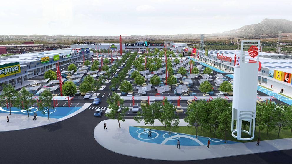 Lar España se especializa: invertir 500 M para ser el mayor operador 'retail'
