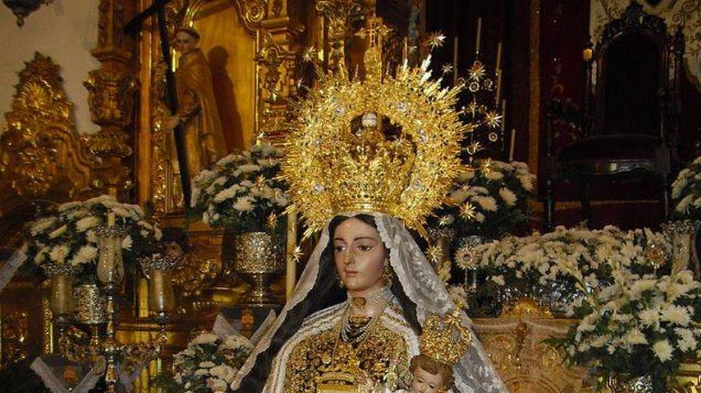 Foto: Virgen del Carmen de Rute. (C.C.)
