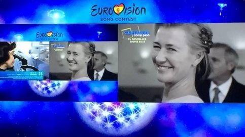 Televisión Española 'la lía' y corta una actuación de Eurovisión