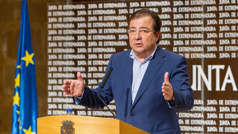 Fernández Vara cree que Extremadura está lista para pasar a la fase 1