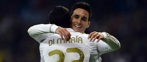 El último experimento de Mourinho: ensaya con Di María y Callejón como laterales