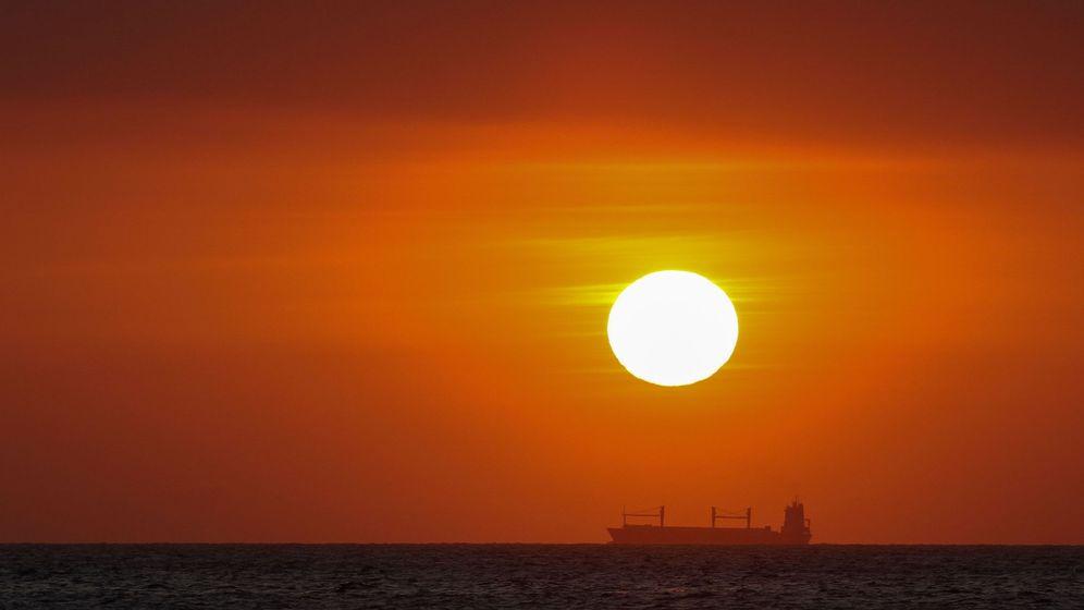 Foto: El calentamiento oceánico es irrefutable y es una prueba más del calentamiento global. Foto: EFE