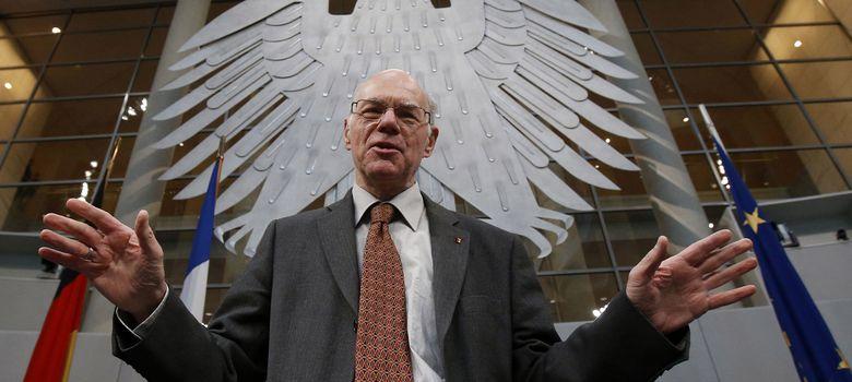 Foto: El presidente del Bundestag, Norbert Lammert. (Reuters)