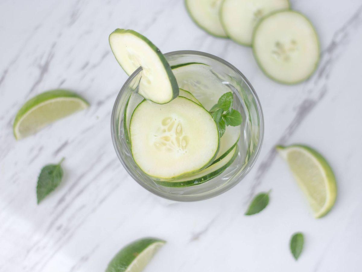 Foto: Dieta del pepino, ¿es buena para adelgazar? (Sarah Gualtieri para Unsplash)