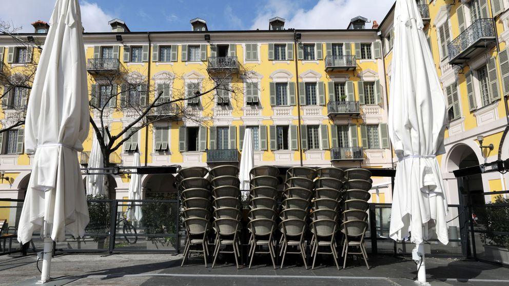 La hostelería lo ve negro: El 80% de los bares quedará en manos de los bancos