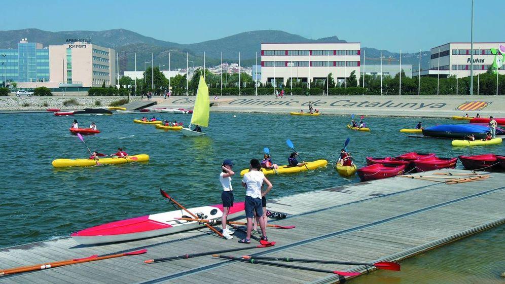 Foto: El Canal Olímpic de Cataluña.