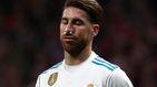 La patada de Lucas a Ramos (jugará con máscara) agitó al Madrid contra el árbitro