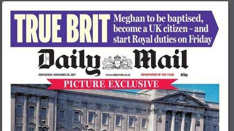 Las vueltas del destino: Meghan, de posar como turista en Buckingham a convertirse en royal