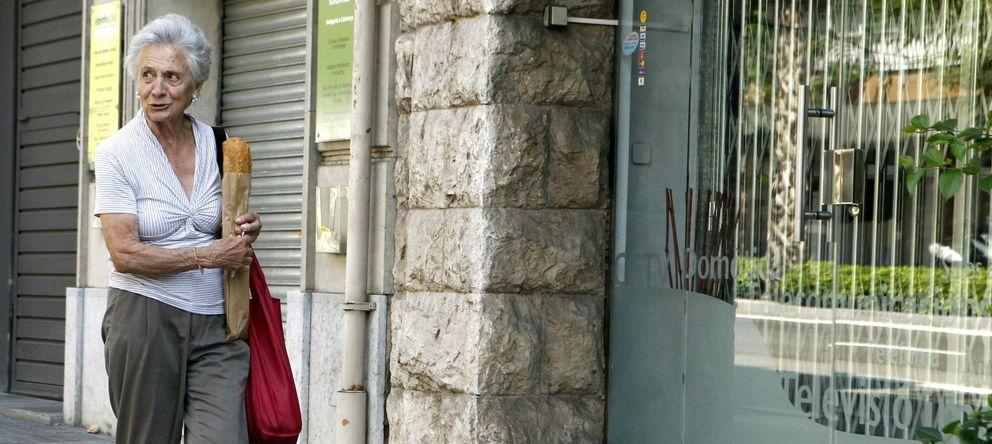 Foto: La esposa del ex presidente de la Generalitat Jordi Pujol, Marta Ferrusola. (EFE)